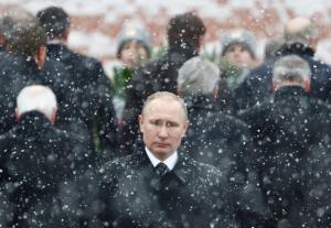 Πούτιν: Ίσως η πιο περίεργη στιγμή της πολιτικής του καριέρας