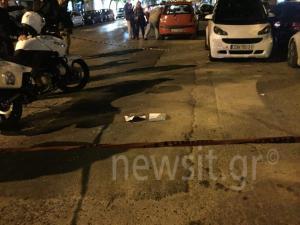 Πυροβολισμοί στο Παγκράτι: Βίντεο ντοκουμέντο!