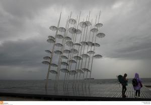 Καιρός: Βροχές και καταιγίδες την Παρασκευή!