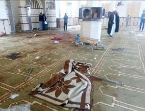 Οι τζιχαντιστές είχαν απειλήσει το τέμενος στο Σινά πριν από το μακελειό