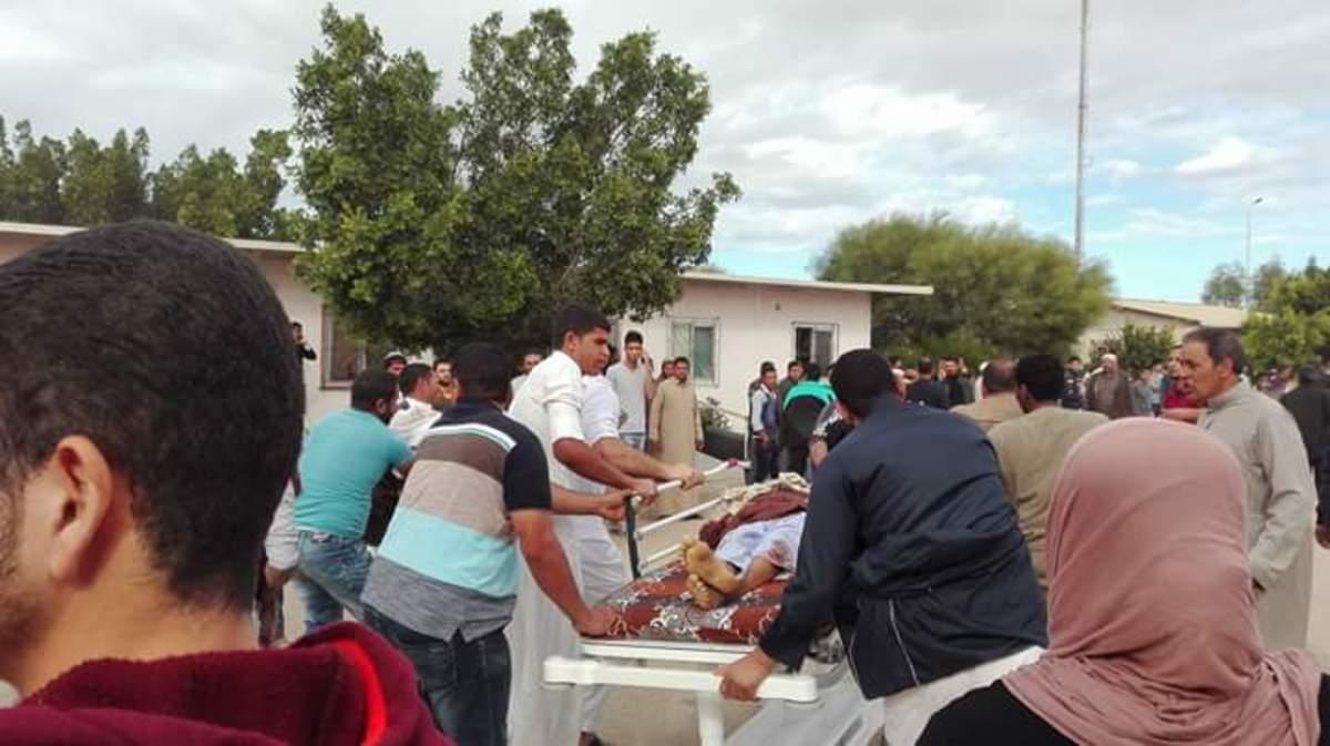 Παγκόσμιο σοκ από το μακελειό στο Βόρειο Σινά – Εκατοντάδες νεκροί και τραυματίες   Newsit.gr