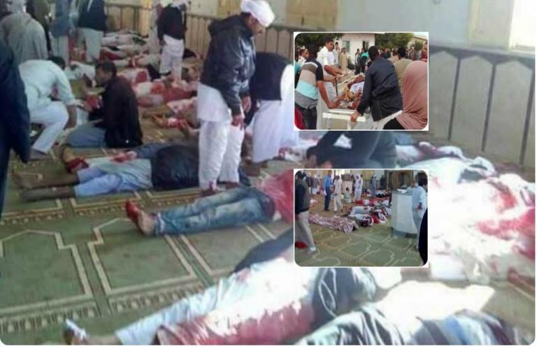 Αίγυπτος: Αίμα και όλεθρος «βασιλεύουν» στο Βόρειο Σινά – Εκατοντάδες νεκροί από την χωρίς προηγούμενο τρομοκρατική επίθεση | Newsit.gr