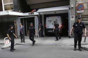Ισπανία: Γάλλος φώναζε «Αλλάχου Άκμπαρ» και τραυματίστηκε από πυρά αστυνομικών