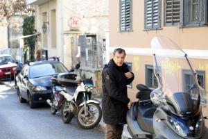 Σταύρος Θεοδωράκης: Τον… έσωσε η βέσπα!