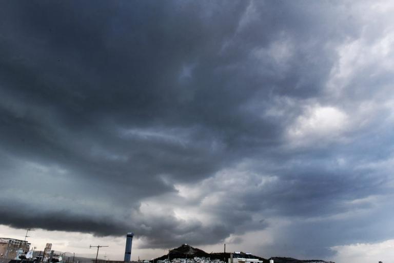 Καιρός – Προσοχή! Μεσογειακός κυκλώνας ενδέχεται να χτυπήσει την Ελλάδα   Newsit.gr