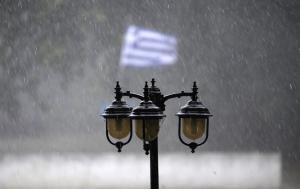 Καιρός – Καλλιάνος: Τετραήμερο «φωτιά» με βροχές και καταιγίδες!