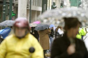 Καιρός: Βροχές και καταιγίδες σήμερα! Έκτακτο δελτίο επιδείνωσης!
