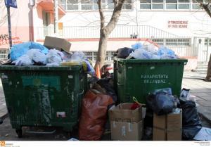 Θεσσαλονίκη: Έρχονται οι υπόγειοι κάδοι απορριμμάτων