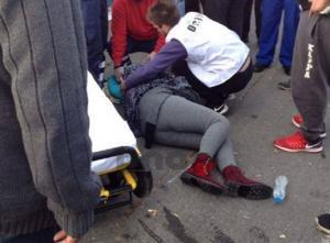 Τρίπολη: Σοκαριστικό ατύχημα σε αγώνα ταχύτητας – Αυτοκίνητο έπεσε πάνω στους θεατές! [pics, vid]