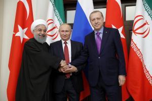Ο Πούτιν ανακοίνωσε τον τερματισμό ευρείας κλίμακας στρατιωτικών επιχειρήσεων στην Συρία