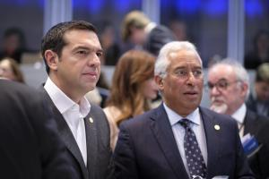 Πρόταση Τσίπρα για διεξαγωγή «πολιτιστικής ολυμπιάδας» κάθε δύο χρόνια