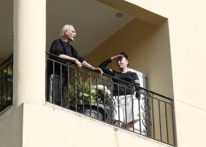 Άκης Τσοχατζόπουλος: Έτσι έμαθε την απόφαση της Βίκυς Σταμάτη για το διαζύγιο! [vid]