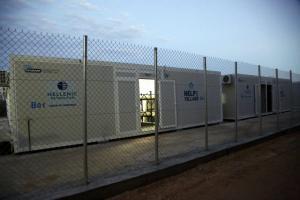 Χίος: Διακόπηκαν οι εργασίες για την επέκταση του κέντρου μεταναστών