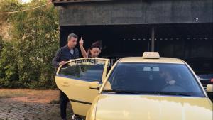 Βίκυ Σταμάτη: Επιστροφή στη φυλακή με… ταξί! Ζήτησε διαζύγιο από τον Άκη Τσοχατζόπουλο
