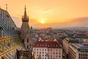 Πάνω από το ένα τρίτο των κατοίκων της Βιέννης έχει γεννηθεί στο εξωτερικό