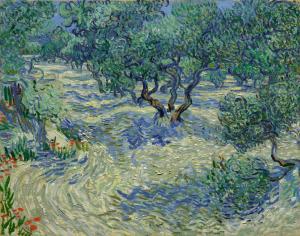 Απίστευτο! Βρήκαν παγιδευμένη ακρίδα σε πίνακα του Βαν Γκογκ!