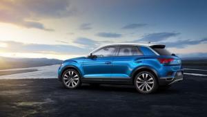 Ανακοινώθηκαν οι τιμές του νέου Volkswagen T-Roc [pics]