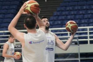 Εθνική μπάσκετ: Αλλαγές στη λίστα! Μέσα Βουγιούκας και Μαργαρίτης