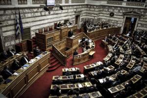 Φέρνει ξανά στην Βουλή η ΝΔ το θέμα της πώλησης των βλημάτων στην Σαουδική Αραβία