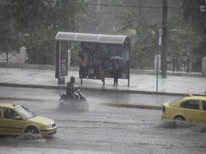 Καιρός: Βροχές την Παρασκευή – Αναλυτική πρόγνωση