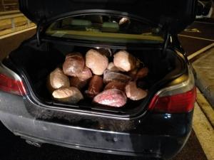 Πρέβεζα: Έπιασαν καταζητούμενο για απόπειρα ανθρωποκτονίας με 41 κιλά κάνναβης!