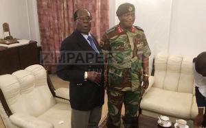 Ζιμπάμπουε: Ωμή παρέμβαση ΗΠΑ – Θέλουν τον Μουγκάμπε… εκτός