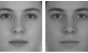 Ποιο πρόσωπο είναι ο άνδρας και ποιο η γυναίκα; Η εικόνα που σάρωσε το διαδίκτυο [pic]