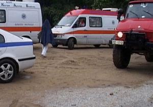 Κέρκυρα: Γυναίκα οδηγός παρασύρθηκε από χείμαρρο! Την έσωσαν στο τσακ!