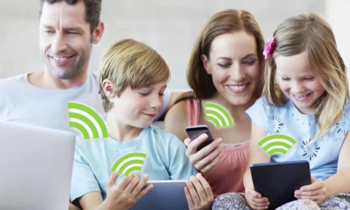 Ακτινοβολία από το Wi-Fi στο σπίτι: Τι ισχύει για τα παιδιά [vids] | Newsit.gr