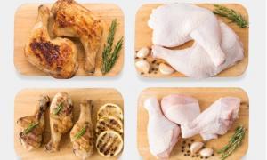 Χριστουγεννιάτικο τραπέζι: Γαλοπούλα ή κοτόπουλο; Σύγκριση σε θερμίδες, λίπος, χοληστερόλη