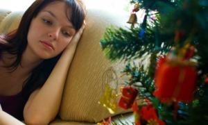 Η μελαγχολία των γιορτών… μια μορφή εποχικής κατάθλιψης