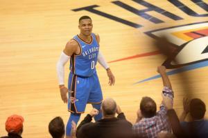 NBA: Μυθικός Γουέστμπρουκ! Σαρωτική εμφάνιση [vid]
