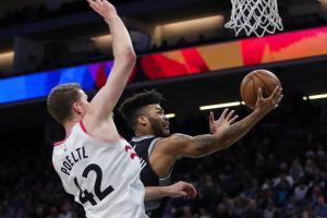 NBA: Ήττα για Κουφό και Παπαγιάννη [vid]