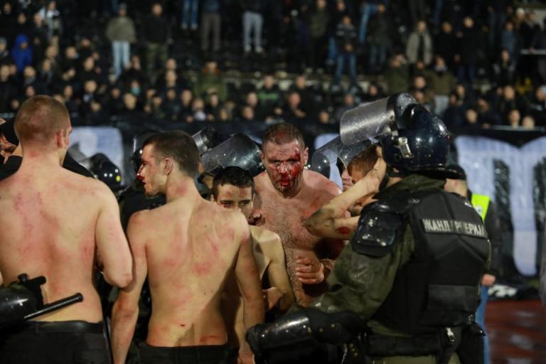 Αγριο ξύλο και τραυματίες στο Παρτίζαν – Ερυθρός Αστέρας | Newsit.gr