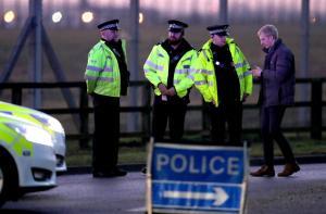 Συναγερμός στην Βρετανία: Προσπάθησε να μπουκάρει σε αεροπορική βάση των ΗΠΑ