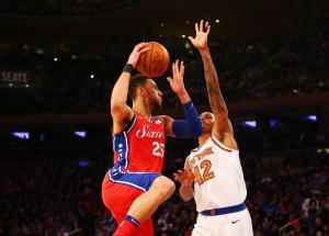 NBA: Οι Σίξερς άλωσαν τη Νέα Υόρκη!