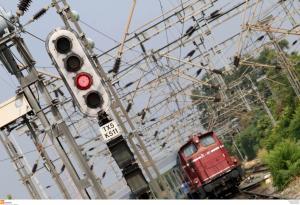 Εκτροχιάστηκε εμπορικό τρένο στο Κορδελιό