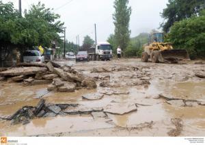 Θεσσαλονίκη: Παρατείνεται για έξι μήνες η κατάσταση έκτακτης ανάγκης στον Δήμο Θερμαϊκού