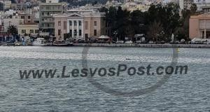 Μυτιλήνη: Κοιτούσαν τη θάλασσα και ξαφνικά είδαν μπροστά τους αυτές τις εικόνες [pic, vid]
