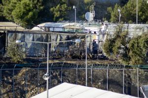 Μυτιλήνη: Μήνυση κατά παντός υπευθύνου από τον δήμαρχο Λέσβου μετά τα νέα επεισόδια στη Μόρια!