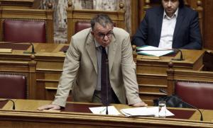 Λέσβος: «Την αποκλειστική ευθύνη για την κατάσταση στη Μόρια έχει ο Γ. Μουζάλας»