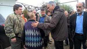 Επίσπευση της καταγραφής των ζημιών στην Αιτωλοακαρνανία για την συντομότερη καταβολή αποζημιώσεων