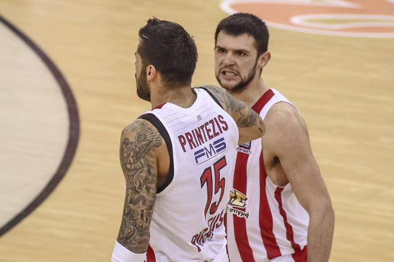 Ολυμπιακός – Ρεάλ Μαδρίτης: «Βασιλιάς» είναι ο «Θρύλος»! Ψυχάρα ο Πρίντεζης | Newsit.gr