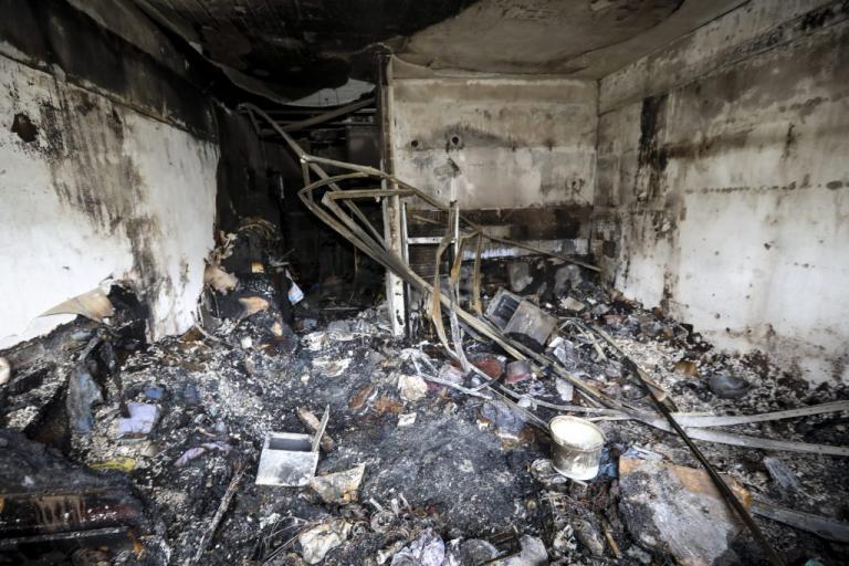 Συγκλονιστικές εικόνες από το σπίτι της τραγωδίας στην Κατερίνη [pics] | Newsit.gr