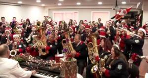 Φθιώτιδα: Οι μουσικές ευχές της φιλαρμονικής Λαμίας – Εντυπωσιάζει και φέτος [pic, vid]