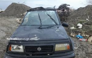 Βρέθηκε το αυτοκίνητο του αγνοούμενου στην Αλεξανδρούπολη [pics]