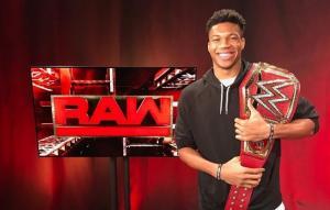 """Αντετοκούνμπο: """"Έτοιμος"""" για το WWE! Το παρατσούκλι που θα είχε… [vid]"""