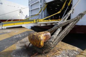 Απεργία: Δεμένα τα πλοία στα λιμάνια, την Πέμπτη, 14 Δεκεμβρίου