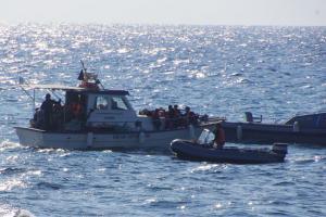 Μύκονος: Αίσιο τέλος για το πλήρωμα του LITTLE SEYM – Διασώθηκαν οι ναυτικοί