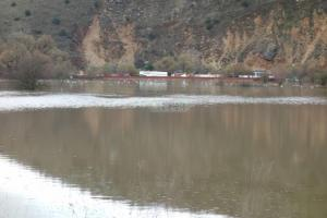Γιάννενα: Τα λασπόνερα «βούλιαξαν» την Καστρίτσα – Οι πλημμύρες της κακοκαιρίας [pics, vid]
